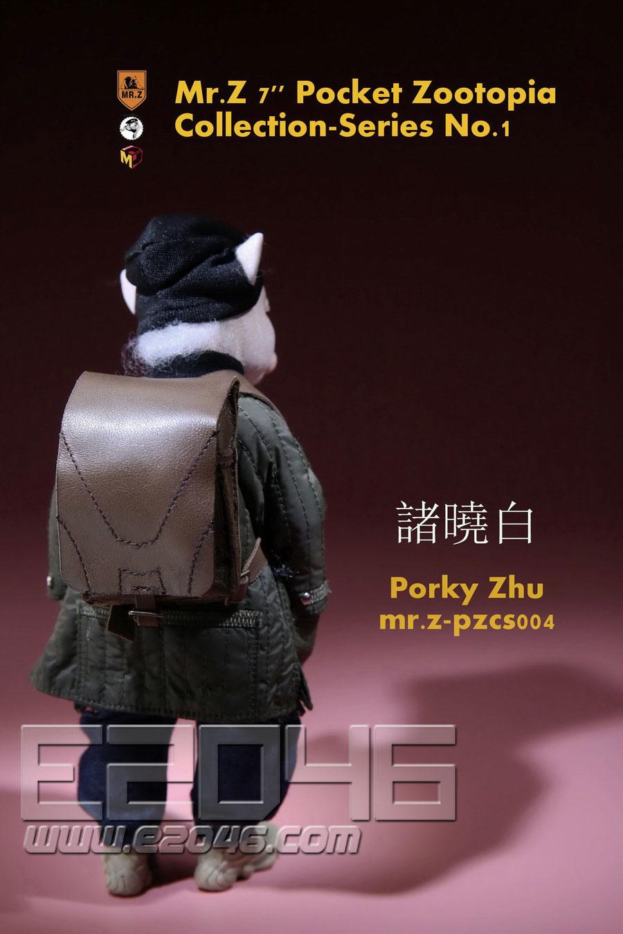 Porky Zhu (DOLL)