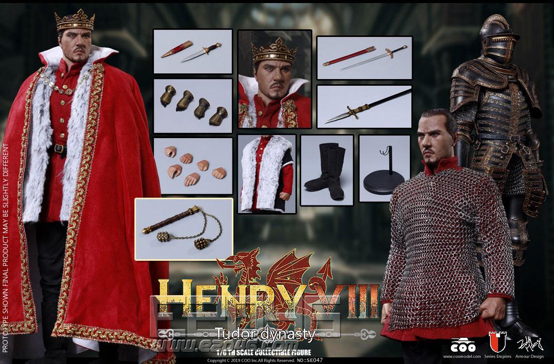 亨利八世都铎版 (人偶)