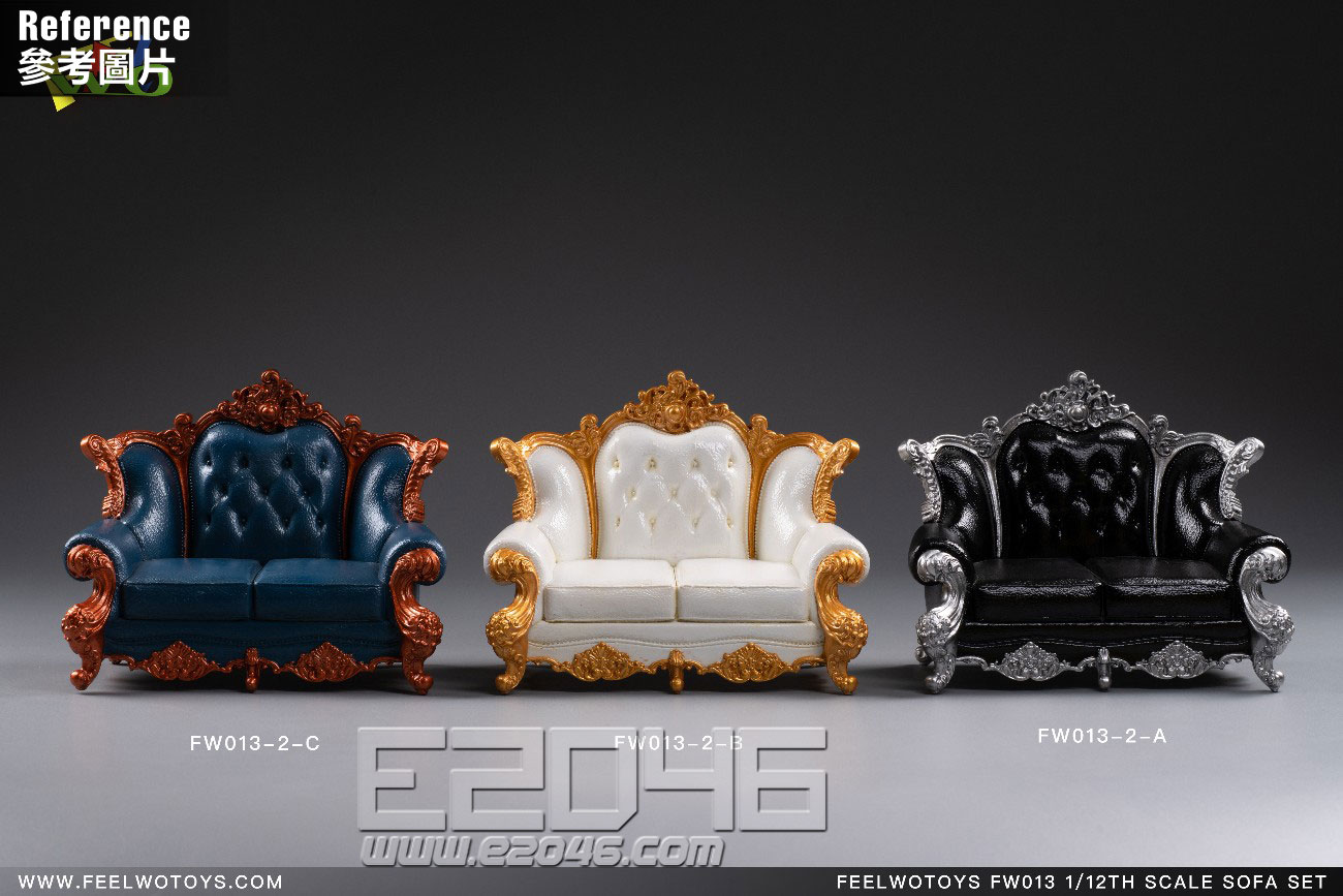 Sofa Double B (DOLL)