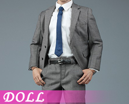DL4052 1/6 Male Agent Suit A (DOLL)