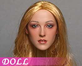 DL1816 1/6 Asian Beauty Head Carving C (DOLL)