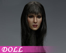 DL1275 1/6 European and American Beauty Head Sculpt C (Doll)