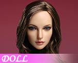 DL1048 1/6 European and American Beauty A (Doll)