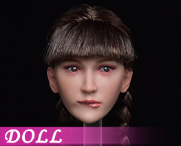 DL3840 1/6 Pouting Expression Female Head B (DOLL)