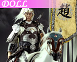 DL0236 1/6 Zhao Yun Set