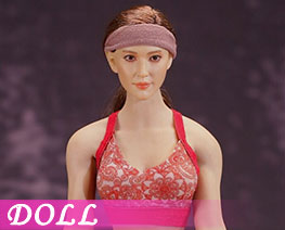 DL2087 1/6 Womens Yoga (DOLL)