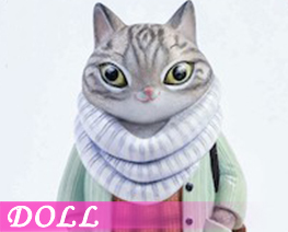 DL3668  Meow Love B (DOLL)