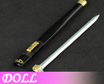 DL0249 1/6 Bronze Cylinder Sword