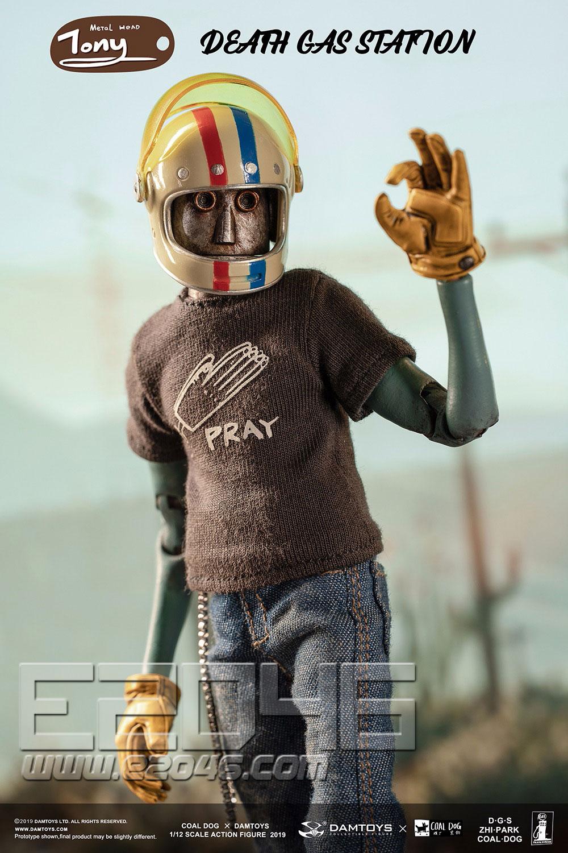 Iron Head Tony (DOLL)