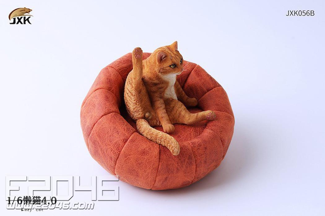 Lazy Cat B (DOLL)