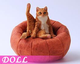 DL4680 1/6 Lazy Cat B (DOLL)