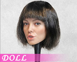 DL3363 1/6 Hair Transplant Female Head B (DOLL)