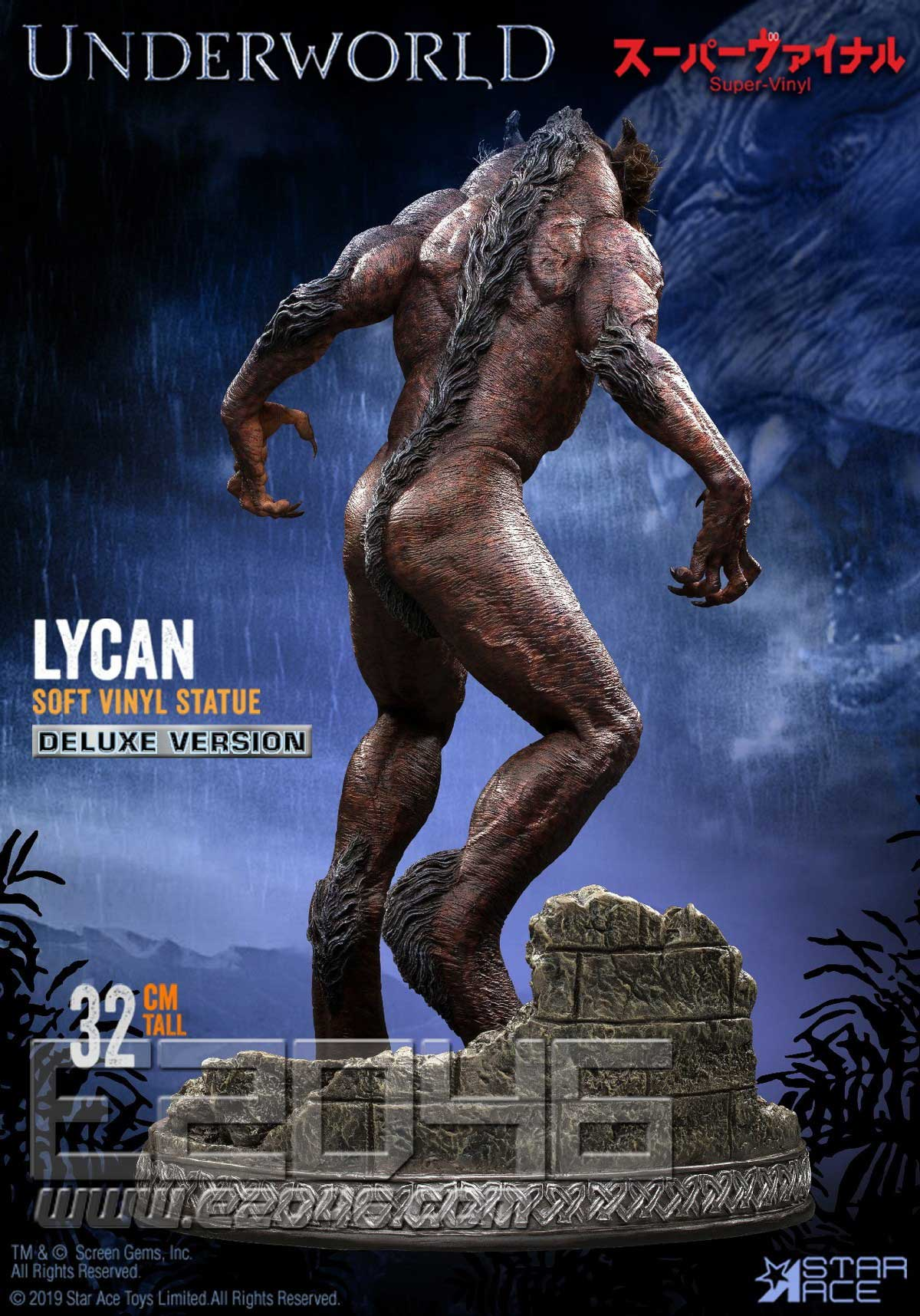 Lycan Deluxe Edition (DOLL)