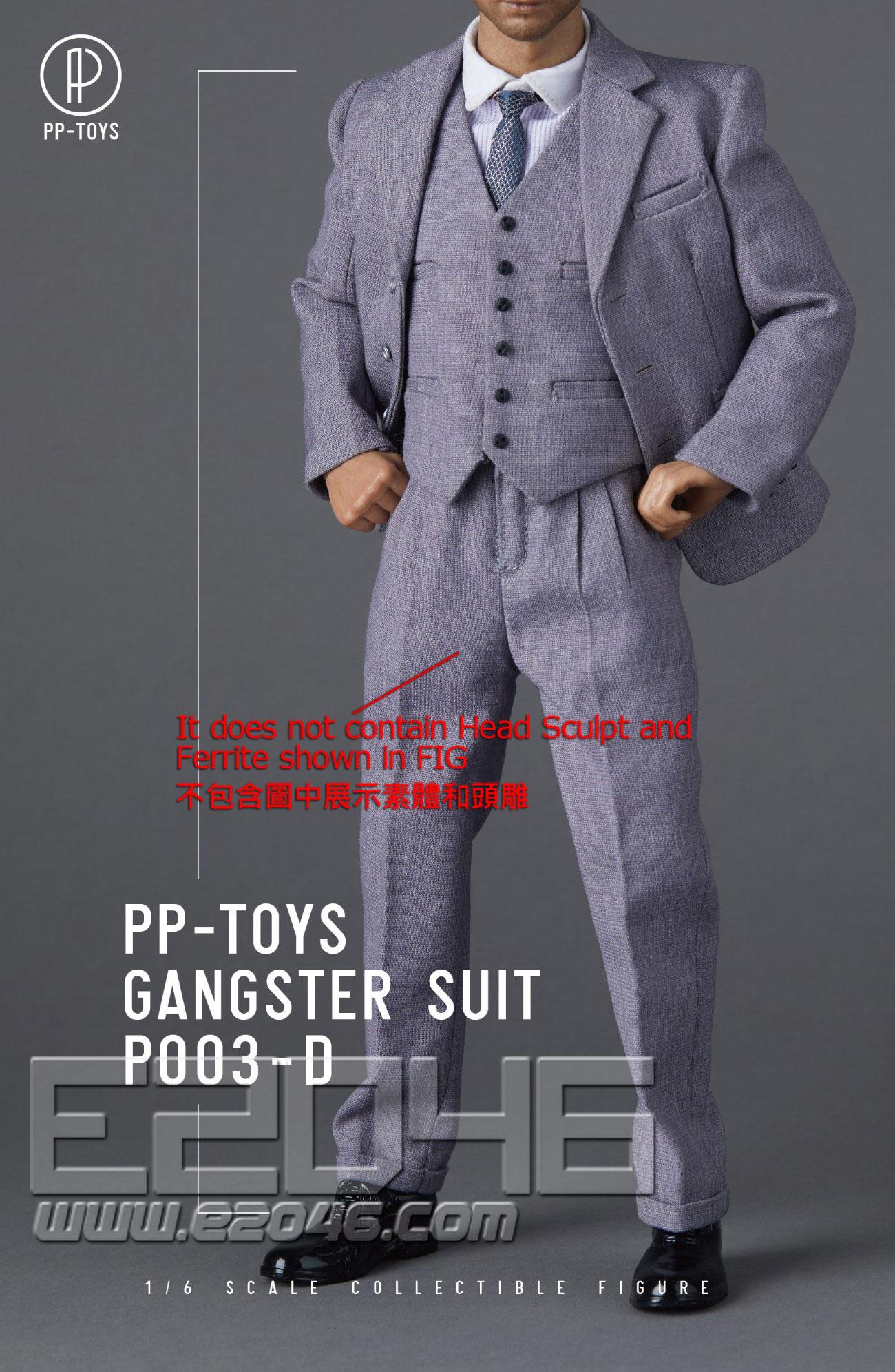 British Retro Suit D (DOLL)