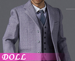 DL3922 1/6 British Retro Suit D (DOLL)
