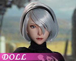 DL4669 1/6 Sexy Cyborg A (DOLL)
