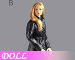 DL0839 1/6 Ladies leather suit B (Doll)
