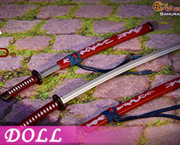 DL2386 1/6 Samurai Sword D (DOLL)