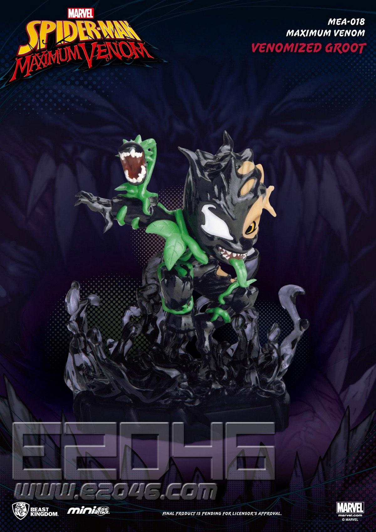 Venomized Groot (DOLL)