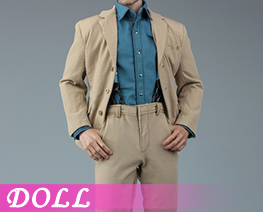 DL4053 1/6 Male Agent Suit B (DOLL)