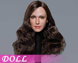 DL1658 1/6 Hollywood beauty star head B (DOLL)