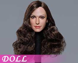 DL1658 1/6 Hollywood beauty star head B (DOLL)