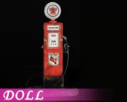 DL2241 1/12 Vintage Gas Pump B (DOLL)