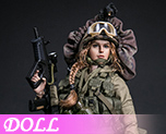 DL1084 1/6 IDF Combat Intelligence Collection Corps (Doll)