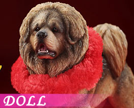 DL3474 1/6 Tibetan Mastiff B (DOLL)