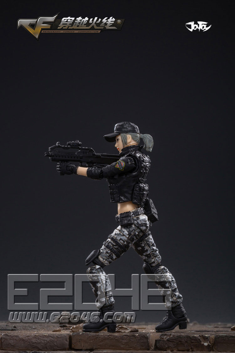 Fox Hunter B (DOLL)