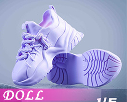 DL4791 1/6 Daddy Shoes D (DOLL)