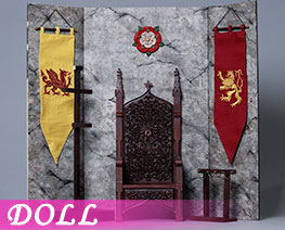 DL1990 1/6 Display Set Wolf Hall Version (DOLL)