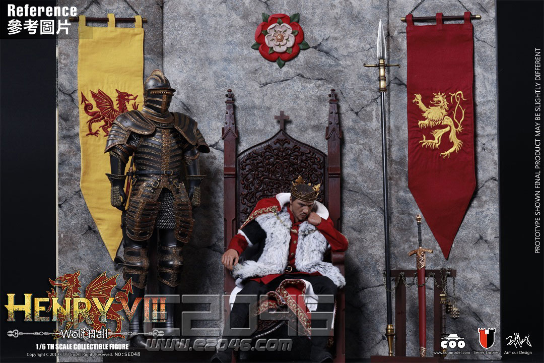Display Set Wolf Hall Version (DOLL)