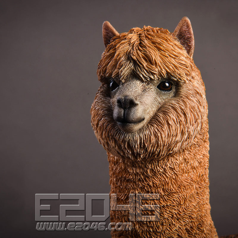 Alpaca Brown (DOLL)