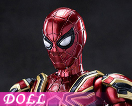 DL4955 1/9 Iron Spiderman (DOLL)