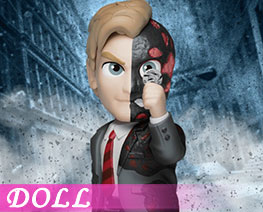DL3106  Two Face Man (DOLL)