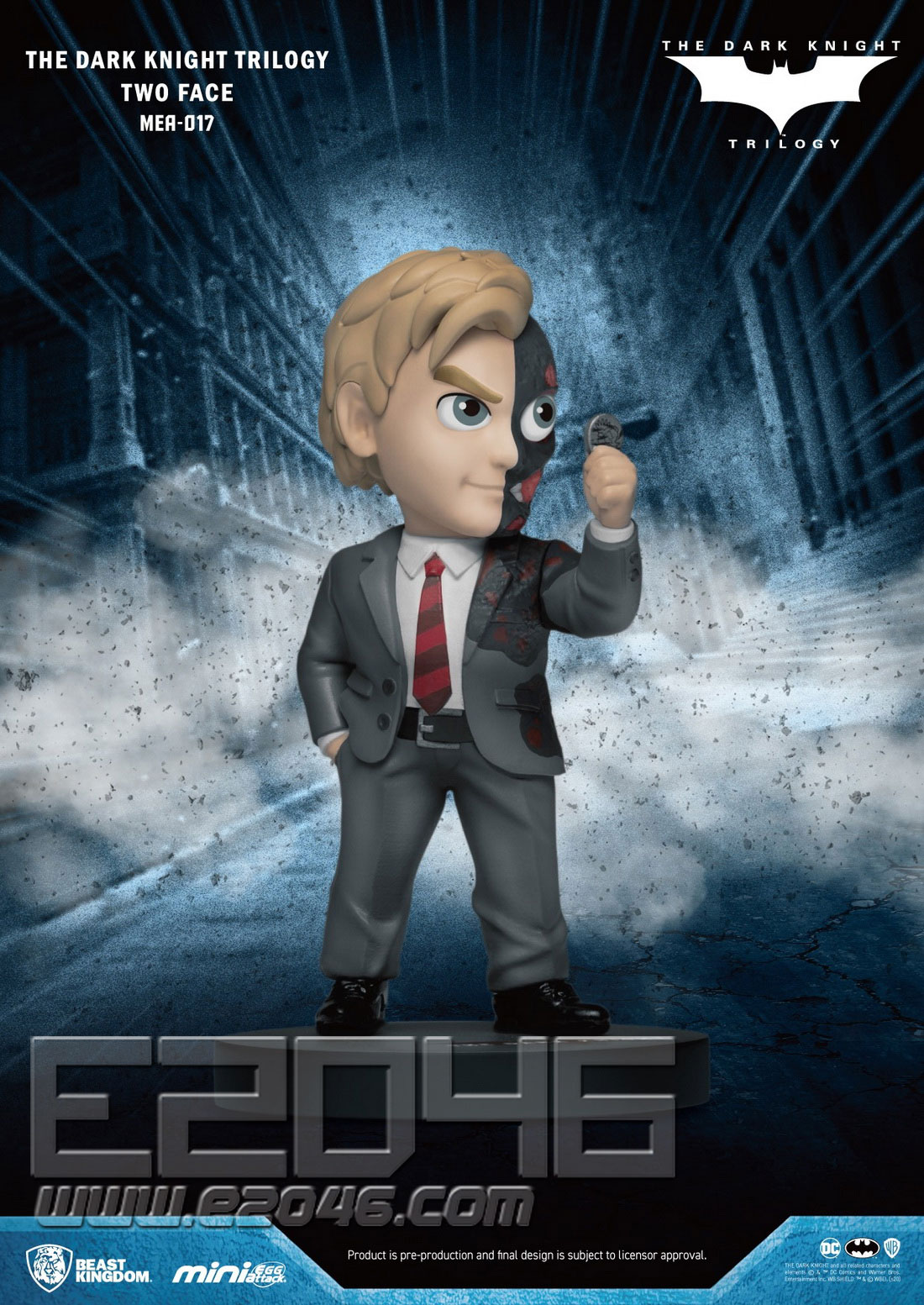 Two Face Man (DOLL)