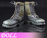 DL0601 1/6 現代軍靴 A (人偶)