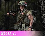 DL1044 1/6 Marines (Doll)