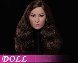 DL3792 1/6 Asian Beauty Head A (DOLL)