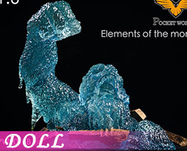 DL3422 1/6 Water Elemental (DOLL)