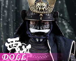 DL1945 1/6 Saigo Takamori Exclusive Version (DOLL)