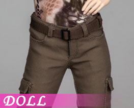 DL3169 1/6 Female Pants Green Version (DOLL)