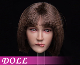 DL3841 1/6 Pouting Expression Female Head C (DOLL)