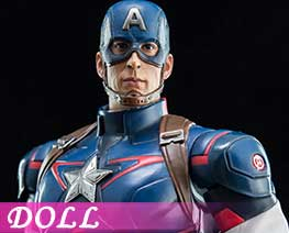 DL1499 1/9 Captain America (DOLL)