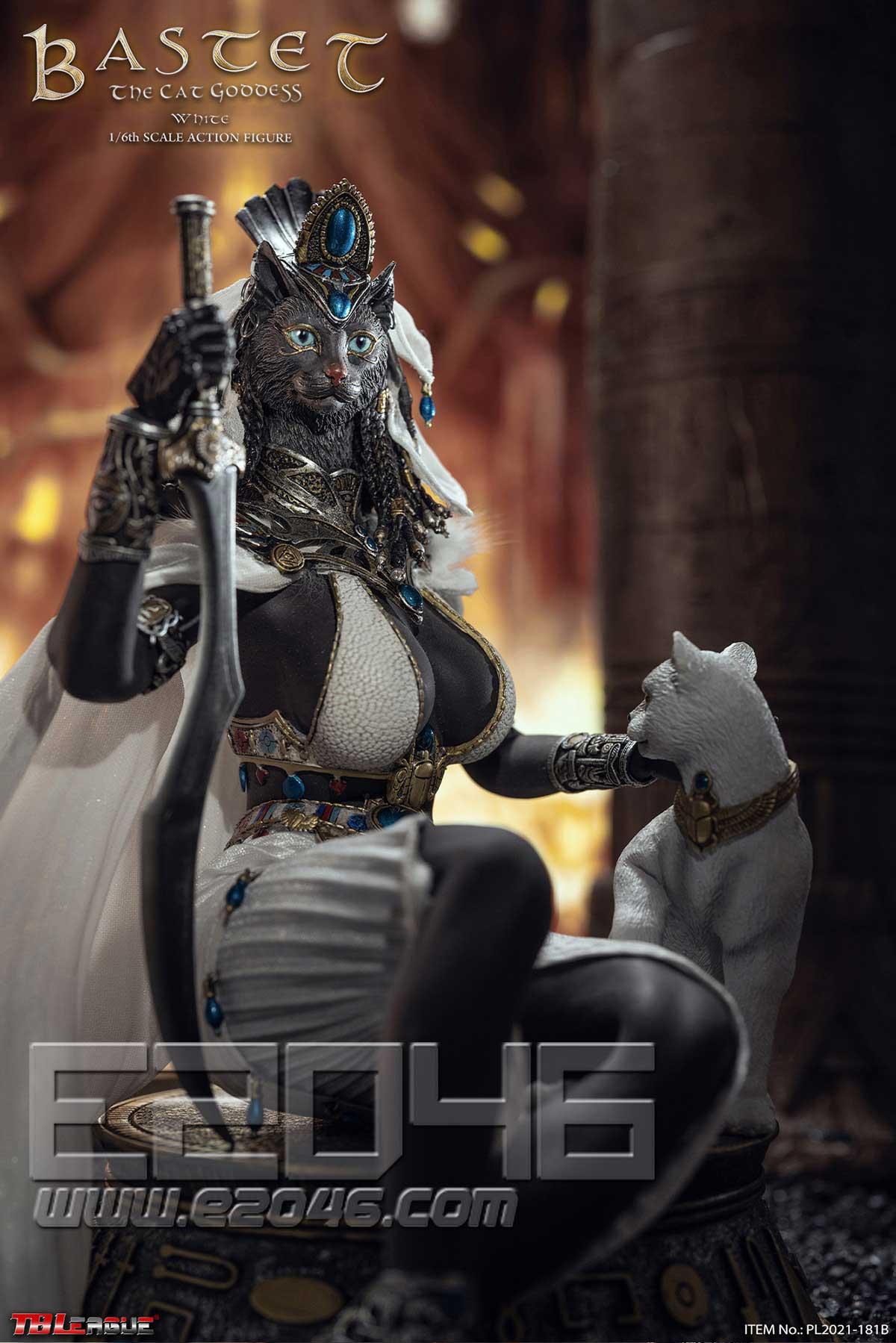 The Cat Goddess Bastet B (DOLL)