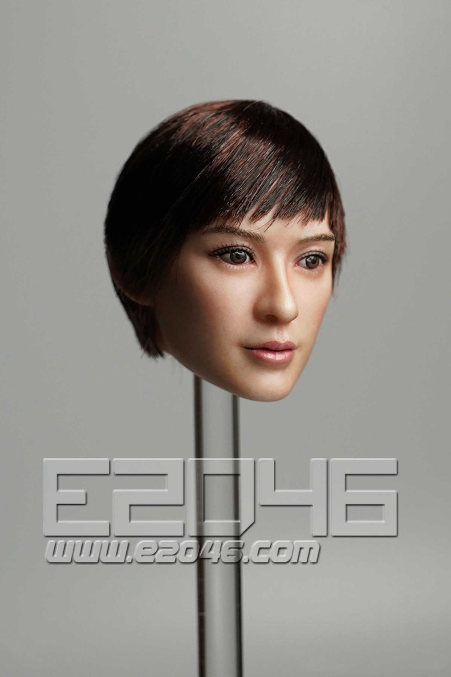 Female head C (DOLL)