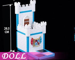 DL3467  Assembled Castle Scene C (DOLL)