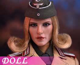 DL1517 1/6 Afrika Female Officer (DOLL)