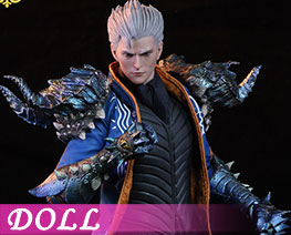 DL3044 1/6 Vergil Deluxe Version (DOLL)